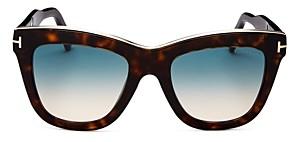 Tom Ford Women's Square Sunglasses, 52mm