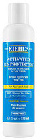 Kiehl's Activated Sun Protector 100-Percent Mineral Sunscreen Lotion for Face & Body SPF 50