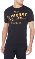 Superdry Railroad Entry Tee