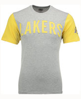 '47 Men's Los Angeles Lakers Triple Up T-Shirt