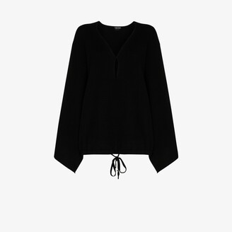Tom Ford Oversized cashmere sweater