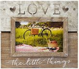 """New View Love The Little Things"""" 5.5"""" x 3.5"""" Frame"""