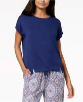 Alfani Solid Knit Sleep Top, Created for Macy's