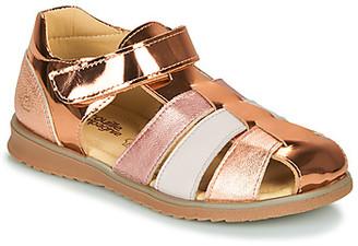Citrouille et Compagnie FRINOUI girls's Sandals in Silver