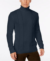 Tasso Elba Men's Turtleneck Sweater, Only at Macy's
