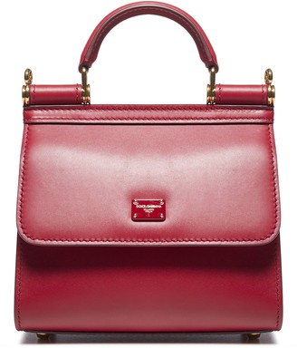 Dolce & Gabbana Sicily 58 Top Handle Bag
