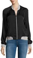 Vero Moda Nicole Contrast Bomber Jacket