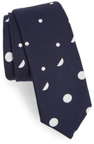 Alexander Olch Dot Cotton Tie