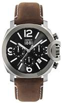 Cerruti Mens Watch CRA181STU02BR