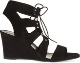 Carvela Khristie suede wedge sandals