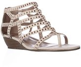 Style&Co. Style & Co S.C. Bradey Rhinestone Wedge Sandals