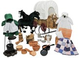"The Queen's Treasures®; 18"" Doll Little House on the Prairie American Prairie Apparel & Accessory Set"