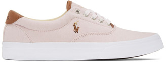 Polo Ralph Lauren Pink Thorton Sneakers