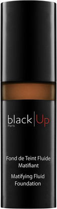 black'Up Black-Up Matifying Fluid Foundation 30Ml Nfl11 (Dark With Golden Undertones)