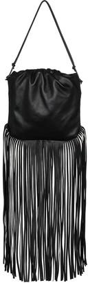 Bottega Veneta Fringed Leather Shoulder Bag