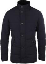 Barbour Navy Lybster Quilt Jacket