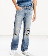 Levi's s 527 Slim Bootcut Distressed Jeans