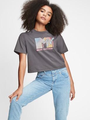 Gap Teen Graphic Boxy T-Shirt