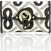 Juicy Couture Black Key/Coin Purse