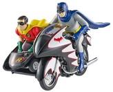 Hot Wheels Hot Wheel Elite Classic TV Series Batcycle Die-Cast w/ Figures - 1:12 Scale