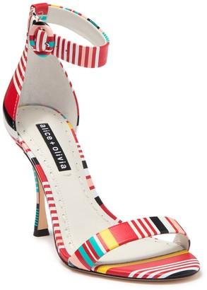 Alice + Olivia Danelle Ankle Strap Sandal