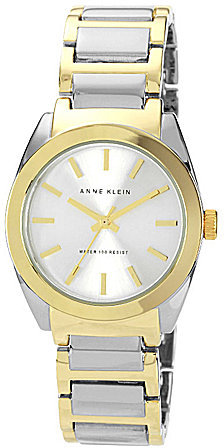 AK Anne Klein Anne Klein Two Tone Watch