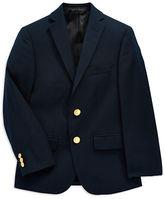 Lauren Ralph Lauren BOYS 8-20 Two-Button Blazer