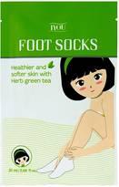 Forever 21 FOREVER 21+ IYOU Green Tea Foot Socks