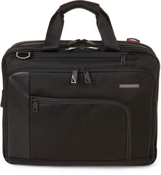 Briggs & Riley Black Verb Adapt Expandable Briefcase