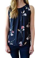 Vero Moda Floral Print Blouse