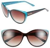 Lilly Pulitzer 'Camden' 60mm Cat Eye Sunglasses