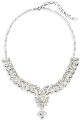 CRISTABELLE Crystal Y-Necklace