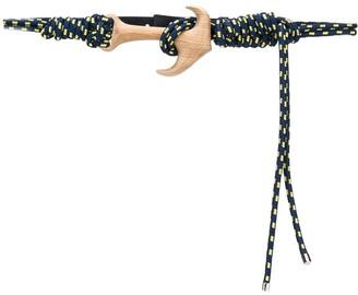 Ermanno Scervino Adjustable Rope Belt