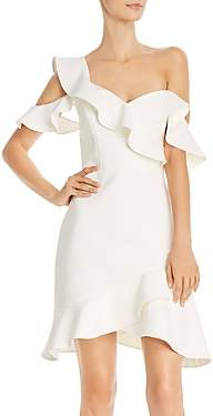 BCBGMAXAZRIA Malik One-Shoulder Dress - 100% Exclusive