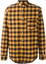 Palm Angels gingham check shirt - men - Cotton - 50