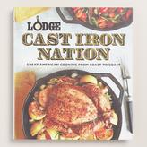 "Lodge ""Cast Iron Nation"" Cookbook"