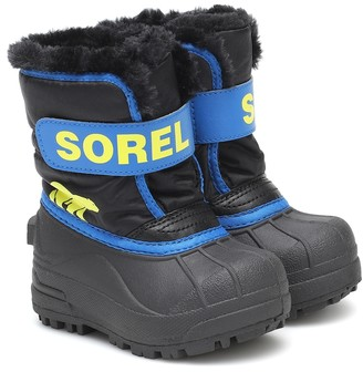 Sorel Kids Snow Commander boots