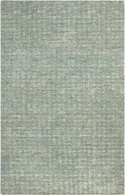 "Company C Tattersall Hand-Tufted Wool Blue Area Rug CompanyC Rug Size: Rectangle 7'6"" x 9'6"""