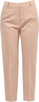 Jil Sander Enea Fleece Wool Pants