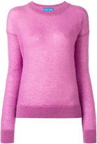 MiH Jeans Inka jumper - women - Polyamide/Mohair/Wool - XS