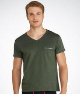 Emporio Armani Pima Cotton T-Shirt - Men's