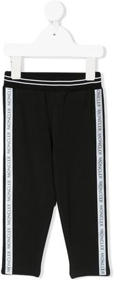 Moncler Enfant Logo Lined Track Pants