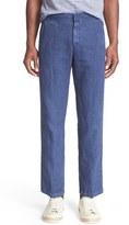 Orlebar Brown Men's 'Randall' Linen Trousers