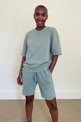 Topman Womens Jersey Shorts - Multi