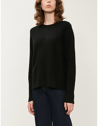 Chinti and Parker Crewneck cashmere jumper
