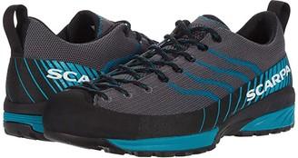 Scarpa Mescalito KN (Grey/Lake Blue) Men's Shoes