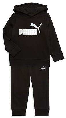 Puma Baby's 2-Piece Hoodie Jogging Pants Set