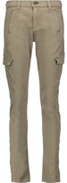 Rag & Bone Cotton-blend twill skinny pants