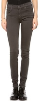 Mother Freja + Muse Straight Skinny Jeans