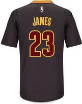 adidas Men's LeBron James Cleveland Cavaliers New Swingman Jersey